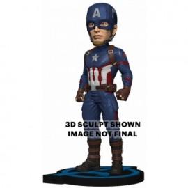 Avengers: Endgame - Head Knocker - Captain America 20cm