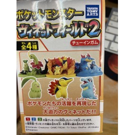 Takara Tomy A.R.T.S Pokemon meganium Candy Toy