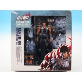 Revoltech Fist of the North Star REVOLUTION No.022 Rei Ken's Rage Ver.