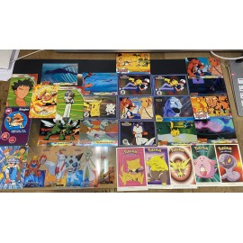 POKEMON TCG lot de 48 cartes gym heroes occasion