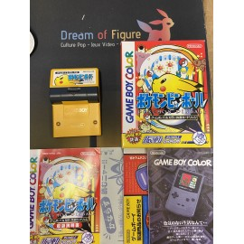 pocket monsters Nintendo game boy color POKEMON puzzle パズル JAP