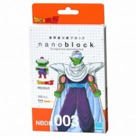 Nanoblock OFFICIEL Dragon Ball Z / Vegeta 004 / toei animation