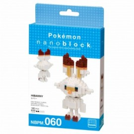 Nanoblock OFFICIEL Pokemon / Flambino 060 / toei animation