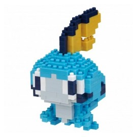 Nanoblock OFFICIEL Pokemon / Larméléon 061 / toei animation