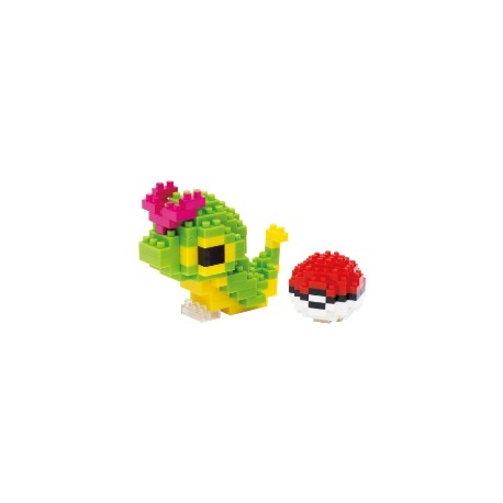 Nanoblock OFFICIEL Pokemon / Lokhlass 009 / toei animation