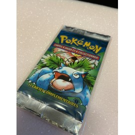 Boosters Pokemon SET DE BASE ED 1 FLORIZARRE en FRANCAIS