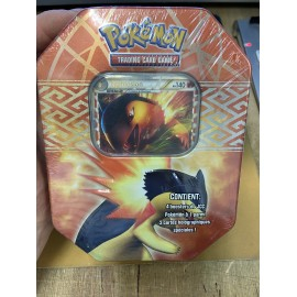 pokemon POKEBOX 2010 PRIME TYPHLOSION platine FRANCAIS