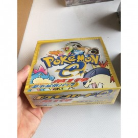 pokemon DISPLAY NEUF 40 BOOSTERS EXPEDITION - en JAPONAIS