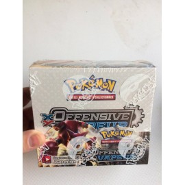 DISPLAY NEUF 36 BOOSTERS XY OFFENSIVE VAPEUR - en FRANCAIS