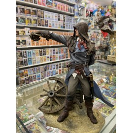 UBISOFT ASSASSIN'S CREED III connor the hunter FIGURE boite