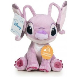 Lilo & Stitch - Peluche Angel avec son - 30 cm