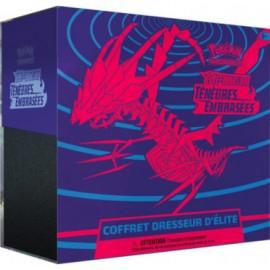 Booster Tri-Pack Pokémon Epée et Bouclier - Ténèbres Embrasées : Pyroli