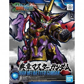 GUNDAM Dian Wei Master Gundam [SD Sangoku Soketsuden] (SD)