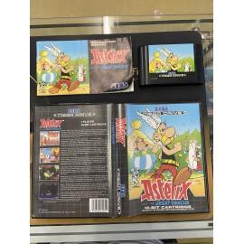 SEGA retro gaming MEGADRIVE castle of illusion mickey mouse boite / notice