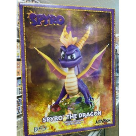 F4F first 4 figure Tspyro the dragon exclusive edition statuette resin statue