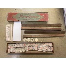 vintage jouet jeu mah-jongg the game of a thousand wonders