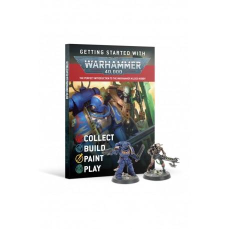 Warhammer 40K 40 000 CODEX: SPACE MARINES (HB) (FRANCAIS)
