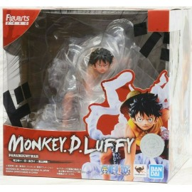 One Piece Monkey D. Luffy Summit Extra Battle Figuarts Zero Bandai Tamashii