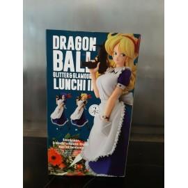 Figurine Banpresto Lunch 2 Ver Cheveux Bleu Dragon Ball Glitter Glamours rare