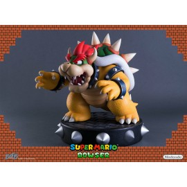 F4F first 4 figure Super Mario Bros. King Koopa Bowser Statue Figure