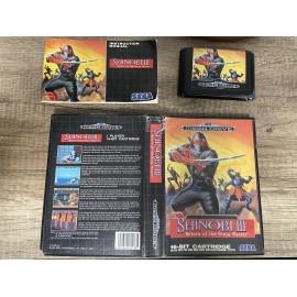 SEGA retro gaming MEGA DRIVE MEGADRIVE Dinosaurs for Hire Sega Genesis boite / notice