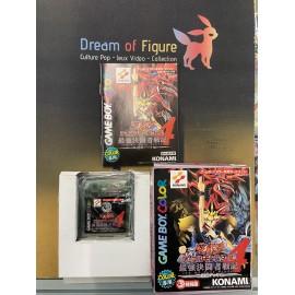pocket monsters Nintendo game boy color Duel Monsters 4 JAPanese