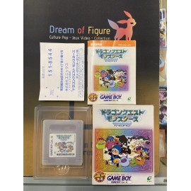 pocket monsters Nintendo game boy color Dragon Warrior Monsters Terry no Wonderland JAPanese