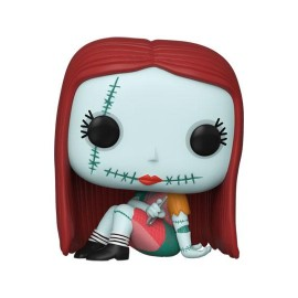 Funko Pop L´étrange Noël de Mr. Jack POP! Disney Vinyl figurine Sally Sewing 9 cm