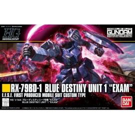 GUNDAM - HG 1/144 XXXG-01SR Gundam Sandrock & Breaker MPCS - Model Kit