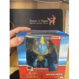 How to Train Your Dragon Action Vinyl Figures Dragons 15 cm TOOTHLESS GID EYES