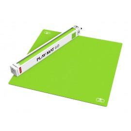 Ultimate Guard tapis de jeu 60 Monochrome Vert 61 x 61 cm