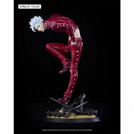 Seven Deadly Sins - Figurine King - Xtra TSUME OFFICIEL
