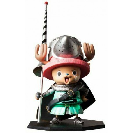 one piece D. P. c. F Tony Chopper Ouest Version Figurine Plex