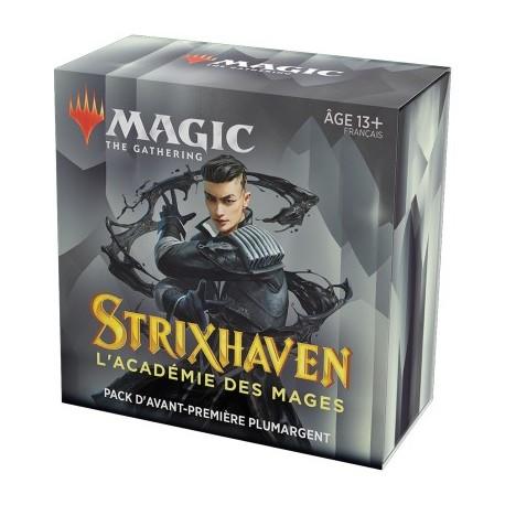 FRANCAIS Magic the Gathering Strixhaven l'Académie des Mages Pack d'Avant Première Quandrix