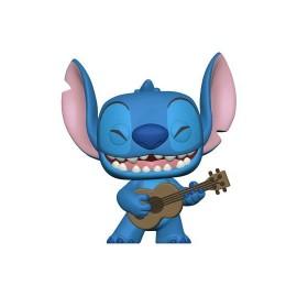 Lilo & Stitch POP! Disney Vinyl figurine Stitch w/Ukelele 9 cm