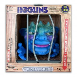 Boglins King drool jouet vintage first edition