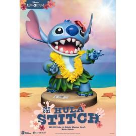 Disney Coin Ride Series diorama PVC D-Stage Stitch 16 cm
