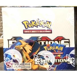 pokemon display 36 boosters francais platine rivaux émergeants introuvable
