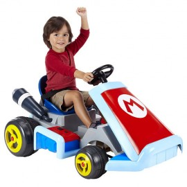 replique Super Mario Kart Ride-On Vehicle 1/1 life size taille reel