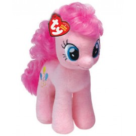 peluche / plush MON PETIT PONEY SMALL - PINKIE PIE