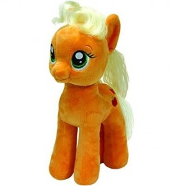 peluche / plush MON PETIT PONEY medium - APPLE JACK