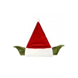 [ preco ] Star Wars chapeau Yoda Santa Claus