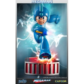 F4F first 4 figure Running Megaman NINTENDO