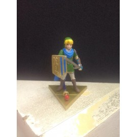 nintendo GASHAPON THE LEGEND OF ZELDA personnage de zelda