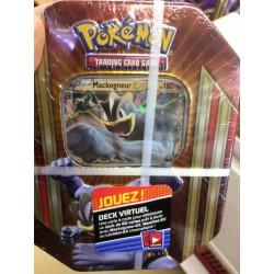 PROMO Pokébox Pokémon Pokébox PAQUES 2016 MACKOGNEUR Ex ROUGE FRANCAIS FR