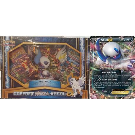 Produits Spéciaux CARTE Pokémon Coffret Collection MEGA ABSOL ex Français