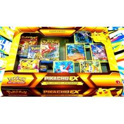PROMO Produits Speciaux CARTE Pokemon Coffret Collection PIKACHU ex Francais