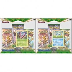 Boosters Pokémon xy10 IMPACT DES DESTINS pack 3 boosters + carte promo en francais tri pack
