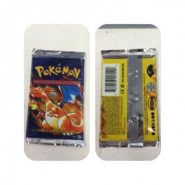 Boosters Pokemon SET DE BASE ED 2 DRACAUFEU en FRANCAIS