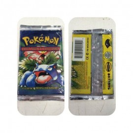 Boosters Pokemon SET DE BASE ED 2 FLORIZARRE en FRANCAIS